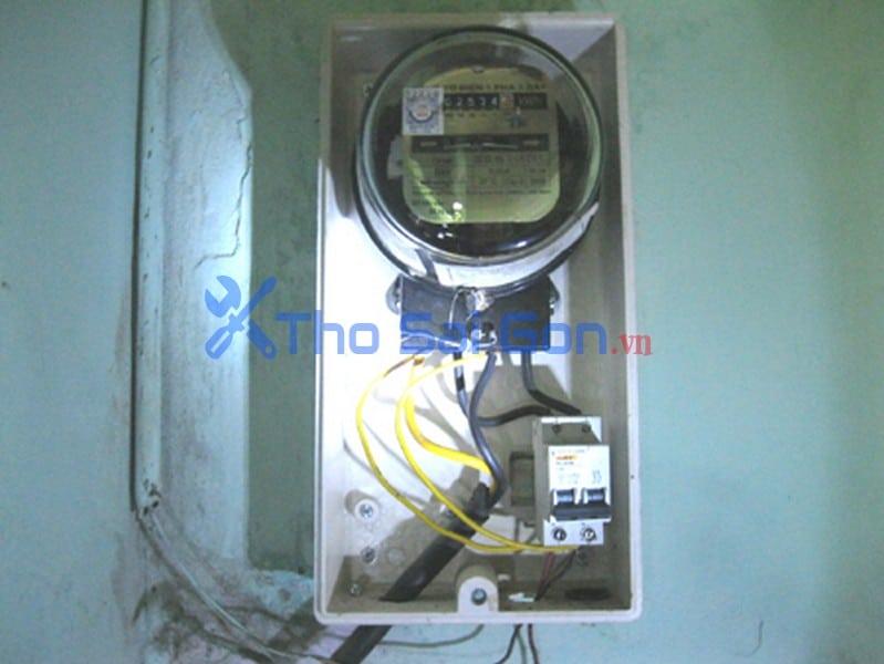 Thợ lắp công tơ điện chuyên nghiệp tại tp HCM