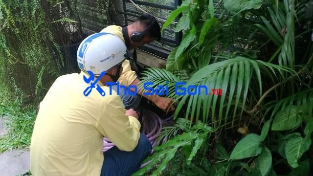 Dịch vụ dò tìm nước âm rò rỉ, tìm nước âm thất thoát tại TP Hcm, dịch vụ tìm nước ân thất thoát giá rẻ tại nhà