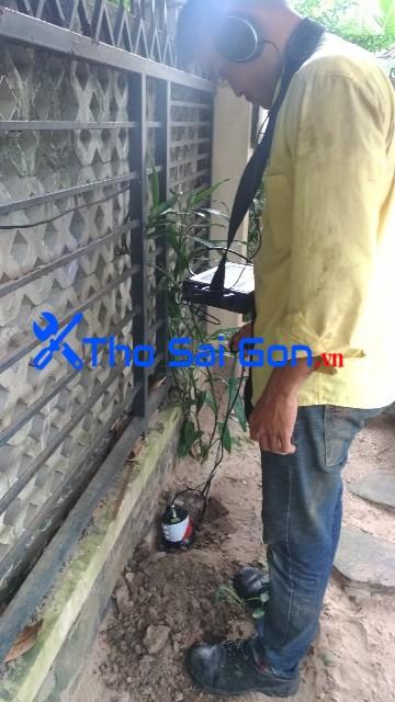 Dịch vụ dò tìm nước âm rò rỉ, tìm nước âm thất thoát tại TP Hcm, dịch vụ tìm nước ân thất thoát giá rẻ tại nhà quận BÌnh Thạnh, bình tân, bình chánh, thủ đức, gò vấp