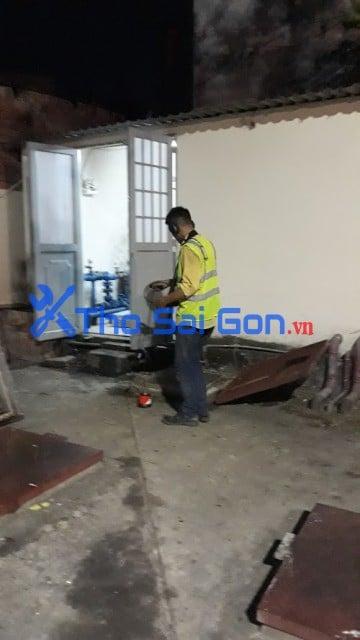 Dịch vụ Dò tìm thất thoát nước cho tòa nhà, trường học, khu công nghiệp