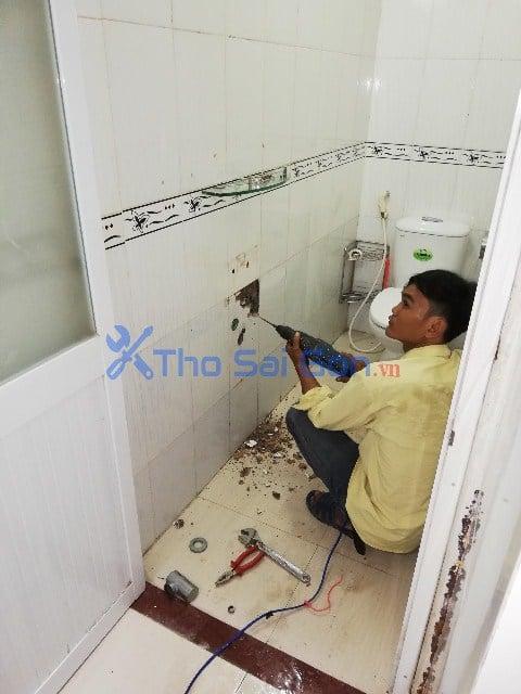 Thợ thay thế sửa chữa vòi nước  nhà tắm, thay vòi nước rửa chén, thay vòi nước lavabo