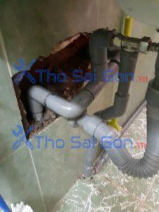 Sửa ống nước lavabo Phú Nhuận