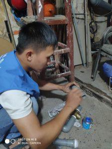 Bảng giá thi công - lắp đặt đường ống nước
