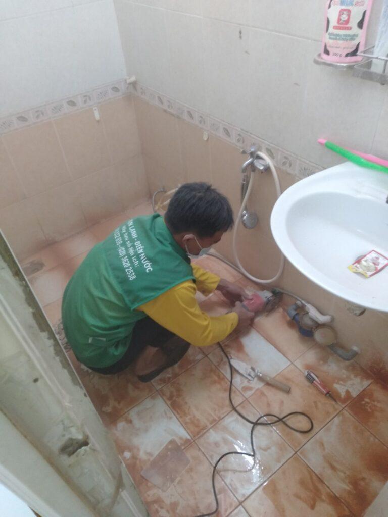 chống thấm - chống hôi nhà vệ sinh