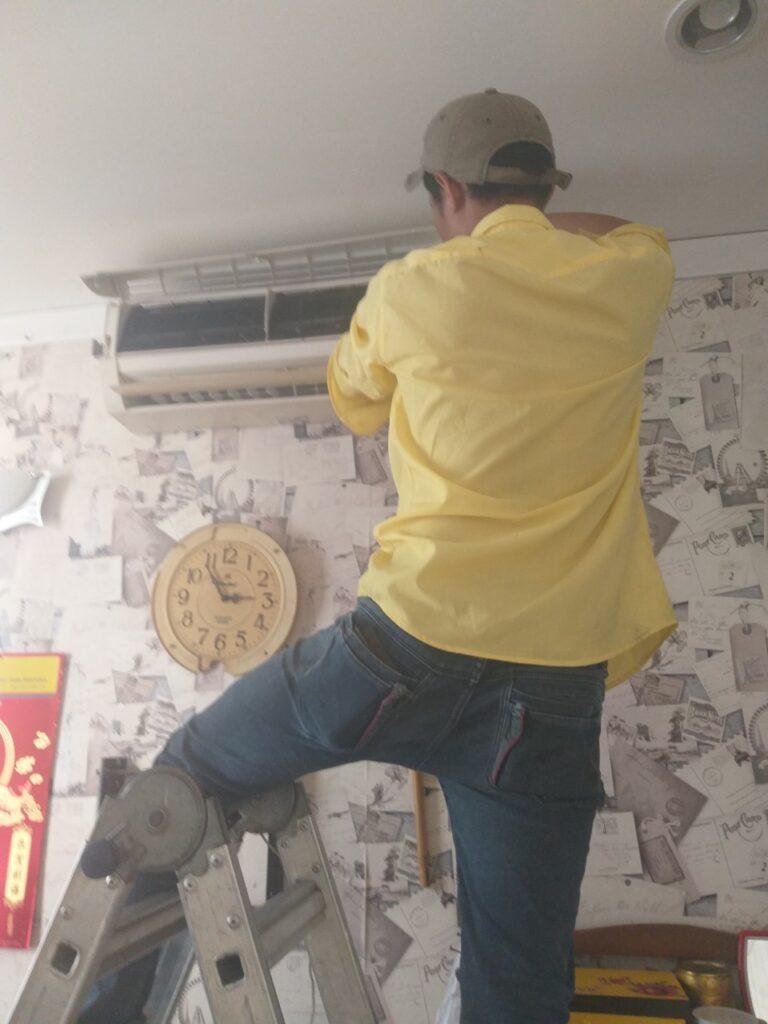 Thợ sửa máy lạnh bình thạnh, sửa máy lạnh bình thạnh