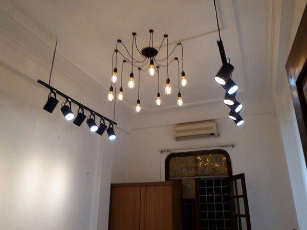 Dịch vụ lắp đặt đèn led rọi