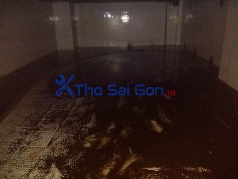 Tác hại nghiêm trọng của việc không vệ sinh bể nước ngầm