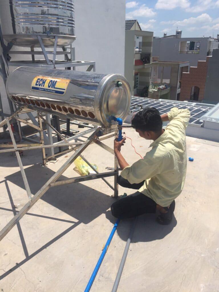 thợ sửa ống nước nóng quận 6