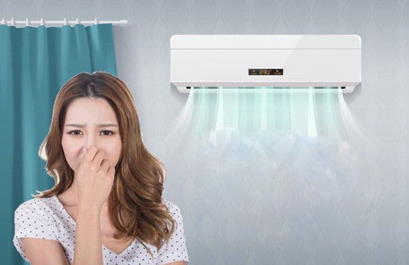 rò rỉ gas ở máy lạnh