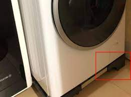 máy giặt kêu to