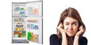tủ lạnh phát ra tiếng ồn